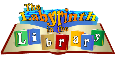 Image result for the labyrinth in the library